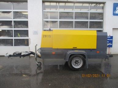 Atlas Copco Kompressor XAVS 186 Jd