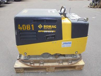 Bomag Vibrationsplatte BPH 80/65 S