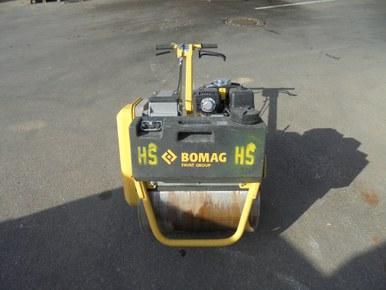 Bomag handgeführte Einradvibrationswalze BW 55 E