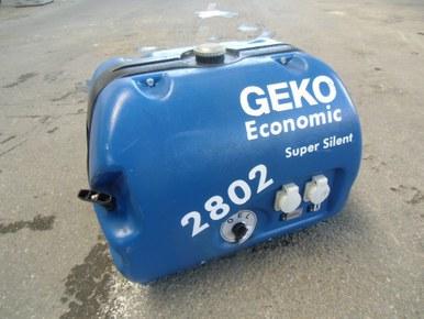 Geko Stromerzeuger 2802 E-A/MHBA
