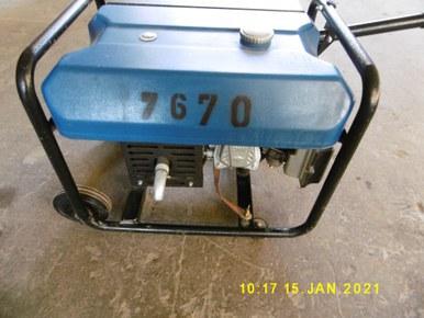 Geko Stromerzeuger 2801 E-A/SHBA