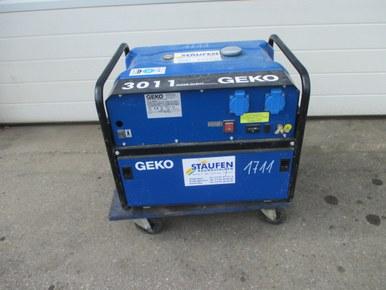 Geko Stromerzeuger 3011 E-A/HHBA