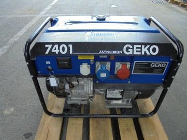 Geko Stromerzeuger 7401 ED-AA/HHBA