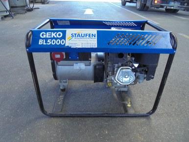 Geko Stromerzeuger BL 5000 E-S/SHBA