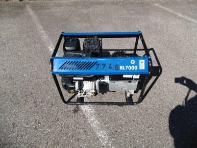 Geko Stromerzeuger BL 7000 ED-S/SHBA