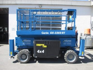 Genie Scherenarbeitsbühne GS 3369 RT