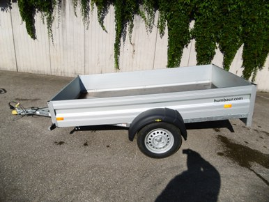 Humbaur PKW-Anhänger HA752513