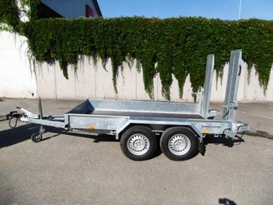 Humbaur Baumaschinentranport-Anhänger HS253016