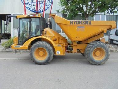 Hydrema Raddumper 912 FS MultiTip