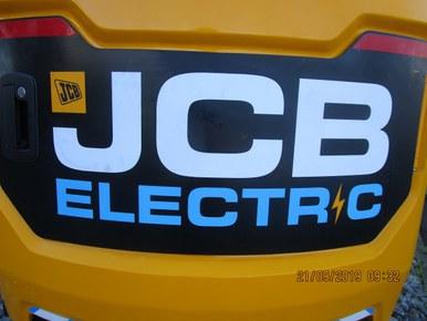 JCB Elektro-Kompaktbagger 19 C-1 E-TEC