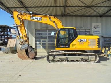 JCB Kettenbagger 220 X LC