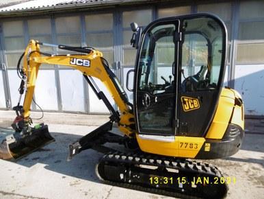 JCB Kompaktbagger 8026 CTS