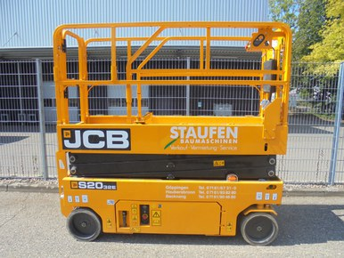 JCB Scherenarbeitsbühne S 2032 E