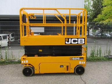 JCB Scherenarbeitsbühne S 2646 E