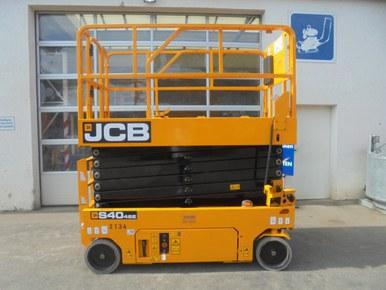 JCB Scherenarbeitsbühne S 4046 E
