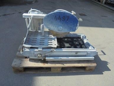Lissmac Steintrennsäge ATS 400