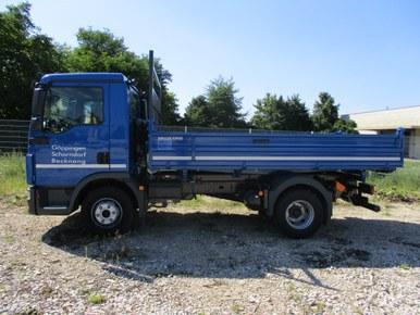 MAN LKW-Kipper TGL 12.250