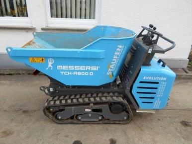 Messersi Dumper TCH-R800 D Drehmulde