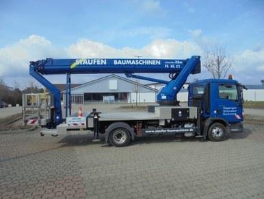 Ruthmann LKW-Arbeitsbühne T 330