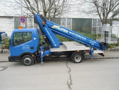 Ruthmann LKW-Arbeitsbühne TB 270