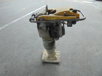 Wacker Vibrationsstampfer BS 60-2